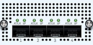 Sophos 4x 10 GbE SFP+ FleXi Portmodul SG/XG 2xx/3xx/4xx (Glasfaser)