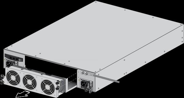 Palo Alto Networks PA-3200 Serie Ersatzlüfterfach (3220, 3250, 3260)