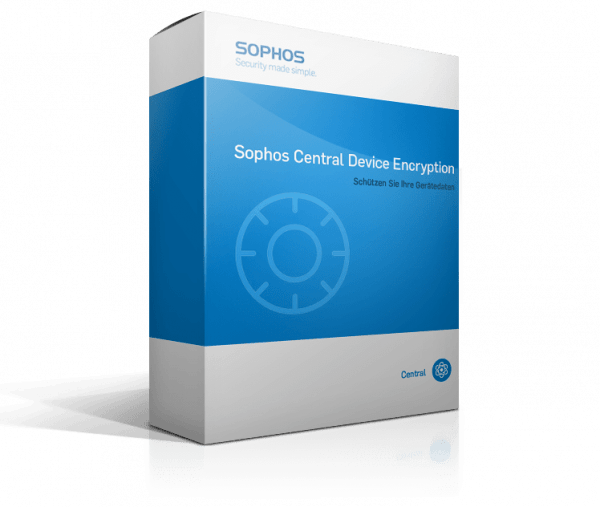 Sophos Central Device Encryption - GOV
