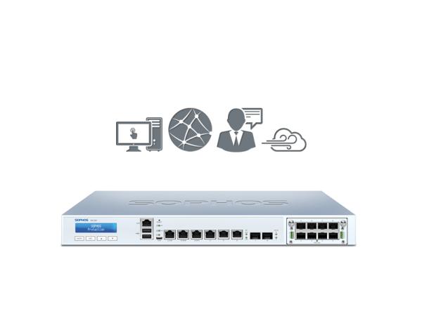 Sophos XG210 inkl. Enterprise Protect Plus