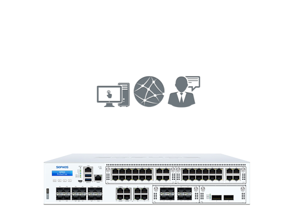 Sophos XGS 6500 mit Standard Protection