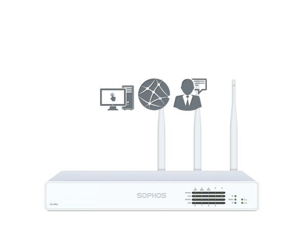 Sophos XG 135w EnterpriseProtect (XG135w)
