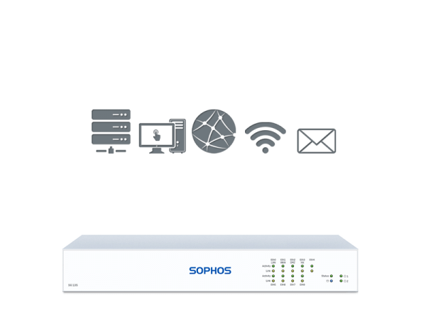 Sophos SG 135 TotalProtect (SG135)