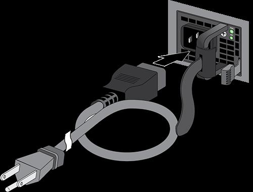 Palo Alto Networks PA-850 Ersatznetzteil - 500W