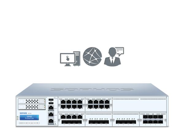 Sophos XG650 inkl. Enterprise Protect
