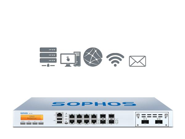 Sophos SG 330 inkl. Full Guard Bundle
