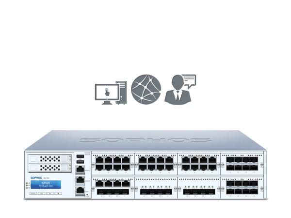 Sophos XG750 inkl. Enterprise Protect