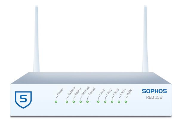 Sophos RED 15w WiFi Appliance - RED15w