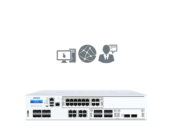 Sophos XGS 5500 mit Standard Protection