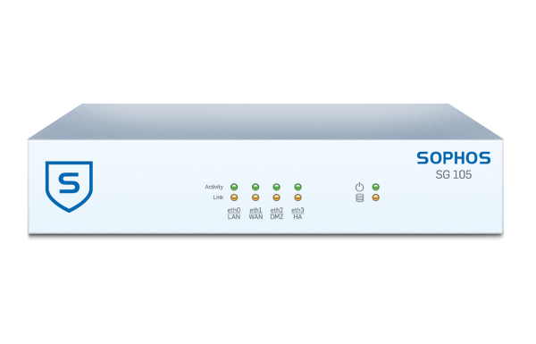 Sophos SG 105 Security Appliance (SG105)