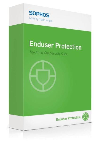 Sophos EndUser Protection (Verlängerung) - GOV