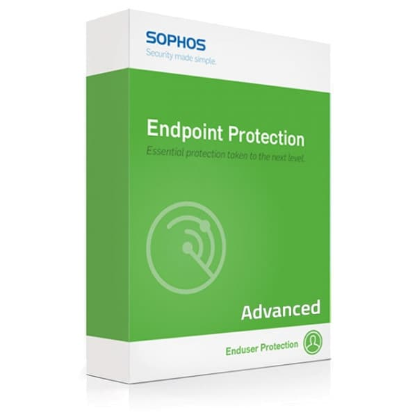 Endpoint Protection Advanced (Competitive Upgrade) - GOV