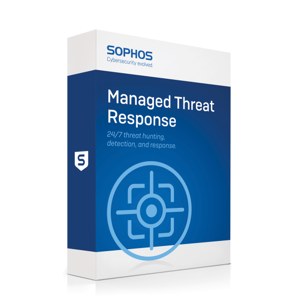 Sophos Central Intercept X Advanced for Server mit EDR und MTR Standard - GOV
