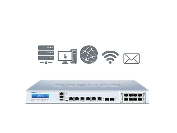 Sophos XG 210 TotalProtect (XG210)