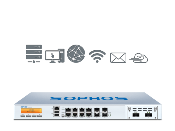 Sophos SG 310 inkl. Full Guard Plus Bundle