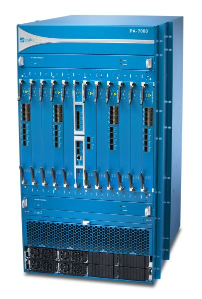 Palo Alto Networks PA-7080 Base Chassis Bundle 19HE incl. System Cards, 4x AC