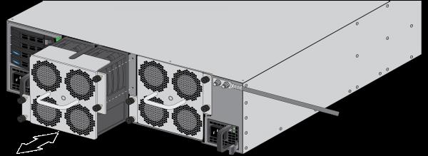 Palo Alto Networks PA-5200 Serie Ersatzlüfterfach (5220, 5250, 5260, 5280)