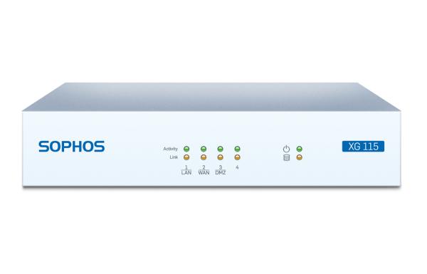 Sophos XG 115 Security Appliance (XG115)