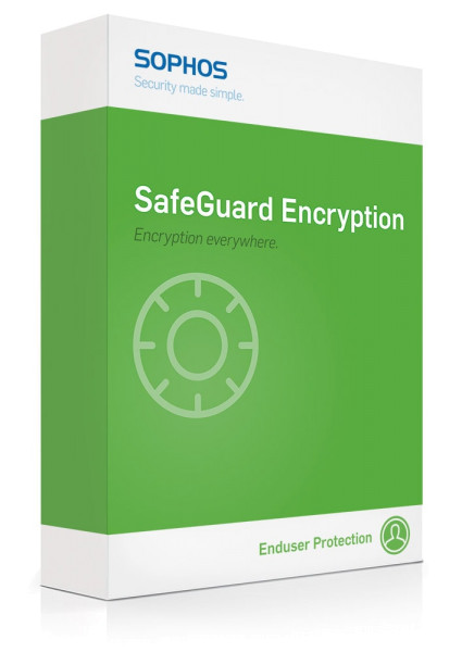SafeGuard Disk Encryption Advanced - GOV