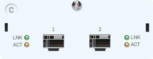 Sophos 2x 10 GbE SFP+ Portmodul für UTM 5xx/6xx (Glasfaser)