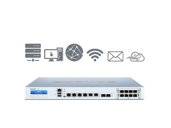 Sophos XG 210 inkl. Total Protect Plus Bundle
