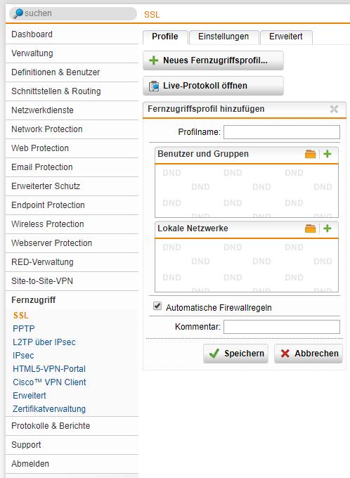 Sophos-SG-SSL-neues-Profil