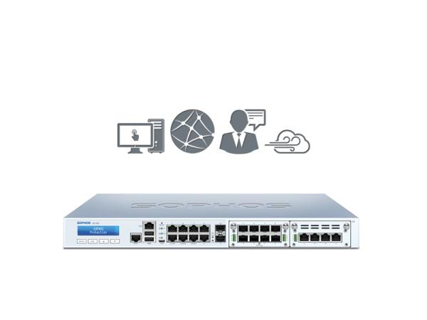 Sophos XG 430 inkl. Enterprise Protect Plus