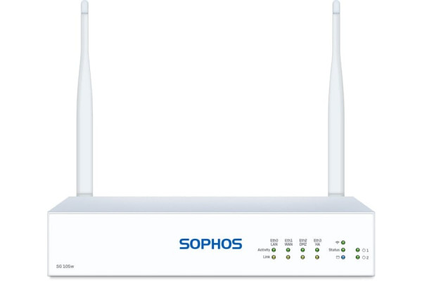 Sophos SG 105w Security Appliance WIFI (SG105w)
