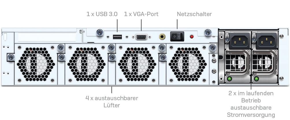 Rückseite XG750