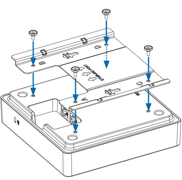 Sophos APX Mounting Kit (Plenum, Ceiling) für APX 320 | 530 | 740