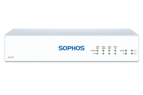 Sophos SG 115 Security Appliance (SG115)