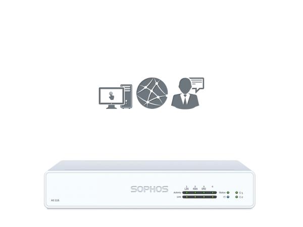 Sophos XG 115 EnterpriseProtect (XG115)