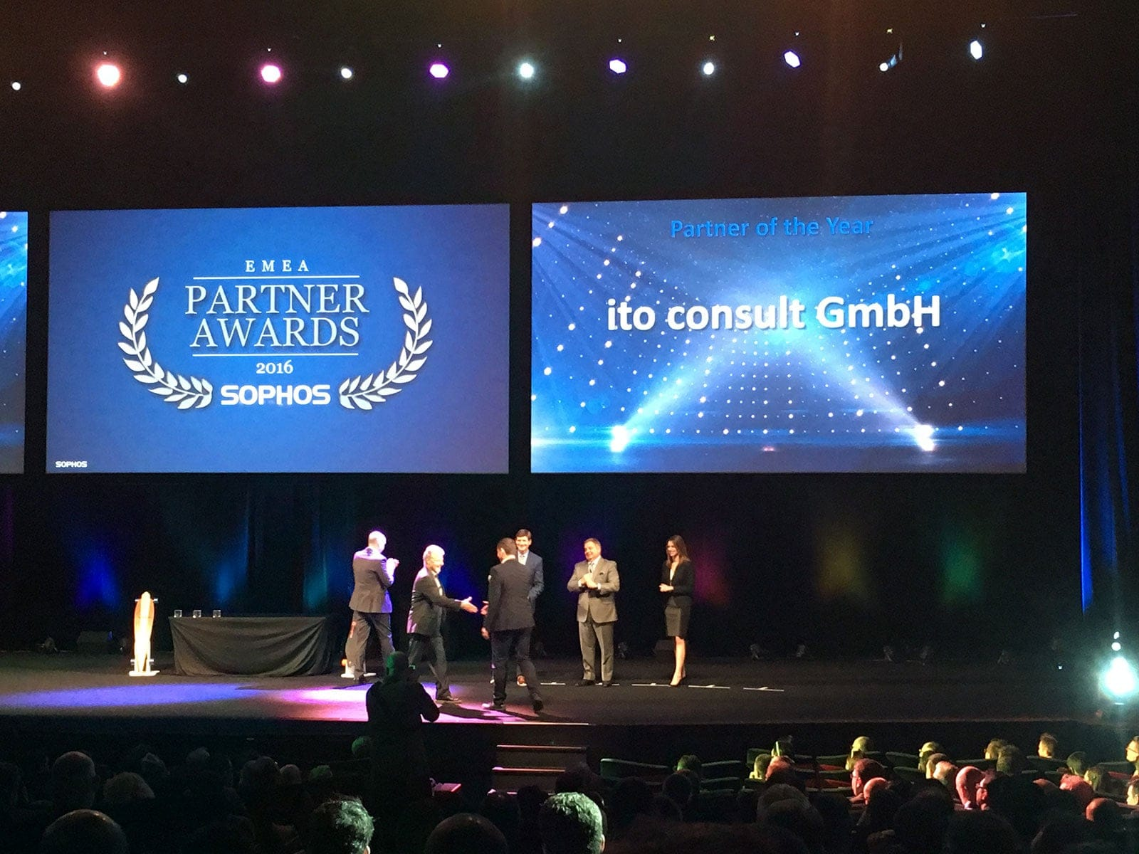 Sophos Partner of the year