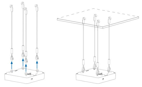 Sophos APX Montage Aufhängeset für APX 320 | 530 | 740