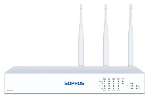 Sophos SG 135w Security Appliance WIFI (SG135w)