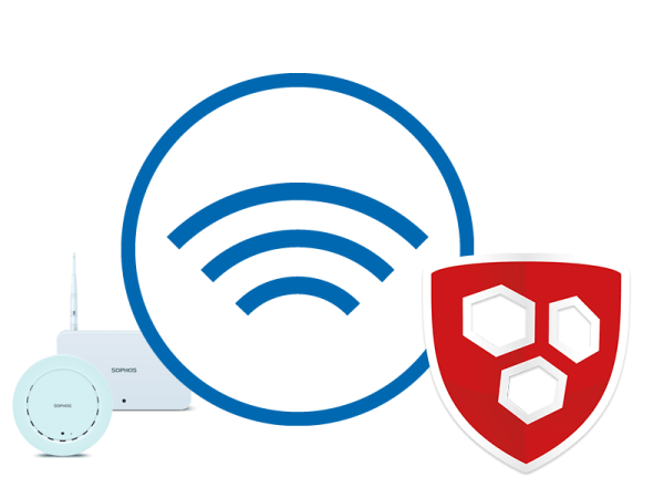 Sophos Wireless Subscription für AP15 / AP15C
