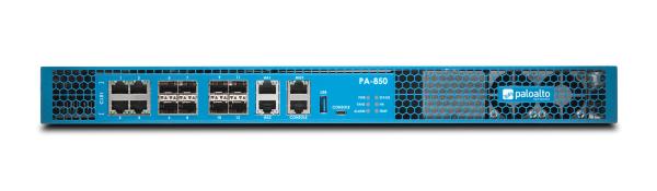 Palo Alto Networks PA-850 Next Generation Firewall System bis 1.9 Gbps, 2x AC