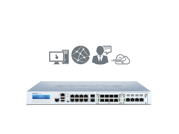 Sophos XG 450 inkl. Enterprise Protect Plus