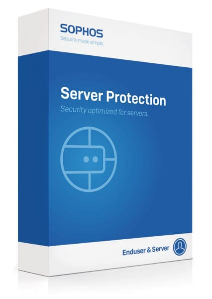 Sophos Central Server Protection - GOV