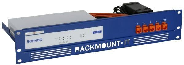 Rackmount Kit für Sophos SG/XG 85 105 & 115 (Rev. 1 und Rev. 2)