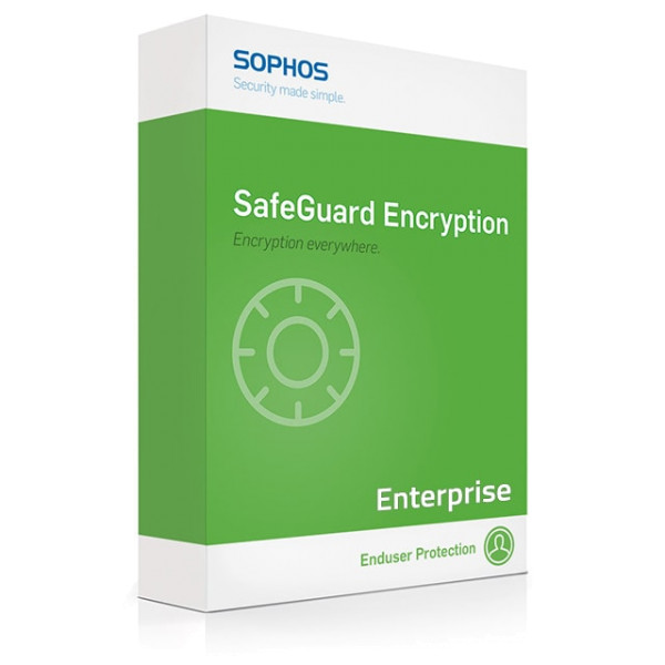 SafeGuard Enterprise Encryption (Subscription)