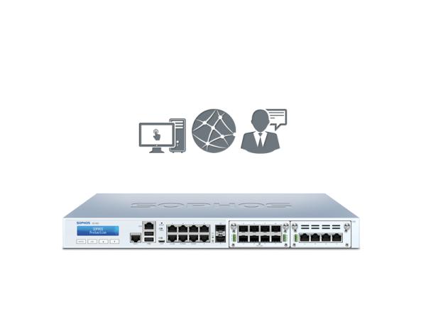 Sophos XG 450 inkl. Enterprise Protect