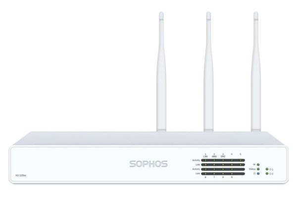 Sophos XG 125w Security Appliance WiFi (XG125w) Rev. 3