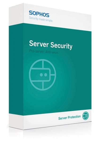 Sophos Server Protect Win / Linux / Virtual (Verlängerung) - GOV