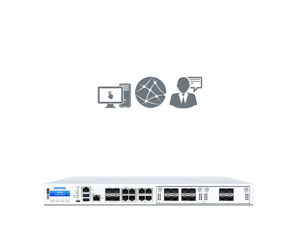 Sophos XGS 4500 mit Standard Protection