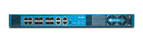 Palo Alto Networks PA-820 Next Generation Firewall System bis 940 Mbps