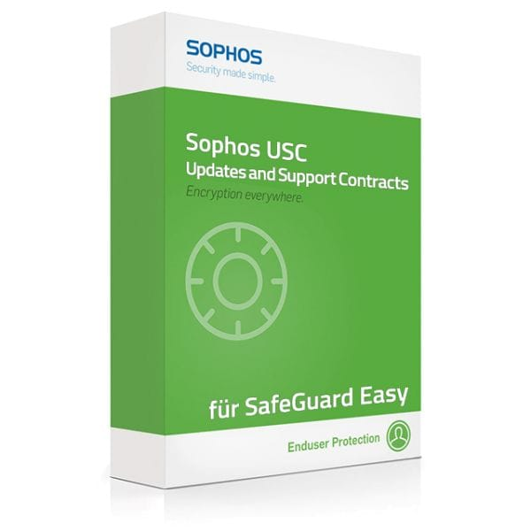 Sophos USC - Updates und Support Contracts - für SafeGuard Easy
