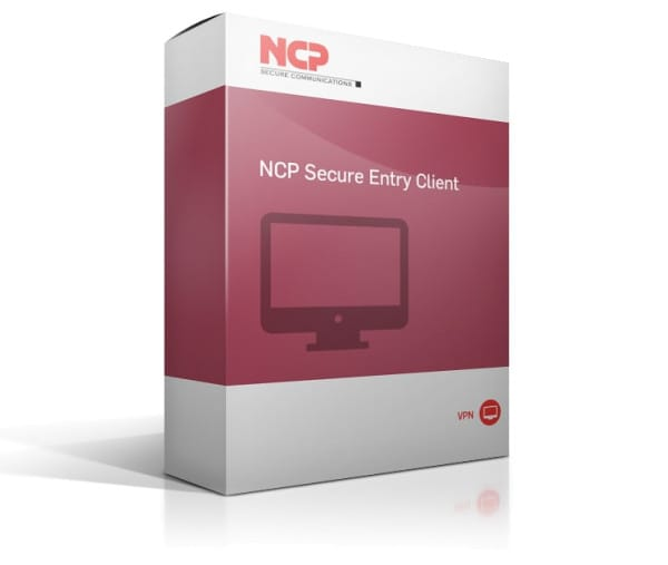NCP Secure Entry Client (Vollversion 11.x)