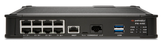 Palo Alto Networks PA-440 Firewall System
