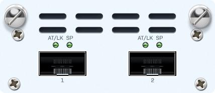Sophos 2-Port 40GbE QSFP+ FleXi Portmodul